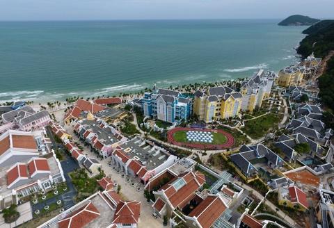 Sun Group va Marriott khai truong resort 5 sao tai Phu Quoc hinh anh