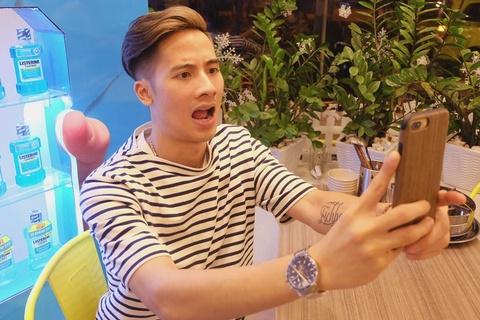 JVevermind, Ngoc Trai khien fan thich thu voi guong mat la hinh anh