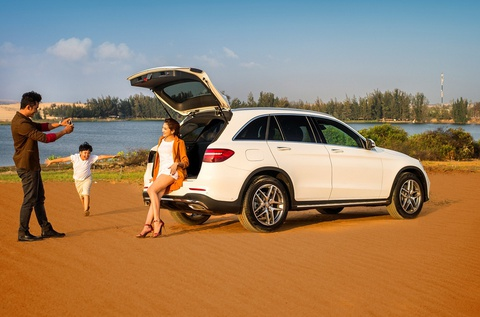 Xe SUV Mercedes-Benz tang truong 300% nam 2016 hinh anh