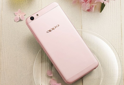 Mua Oppo F1s 2017 trung 2017 dong vang tai FPT Shop hinh anh
