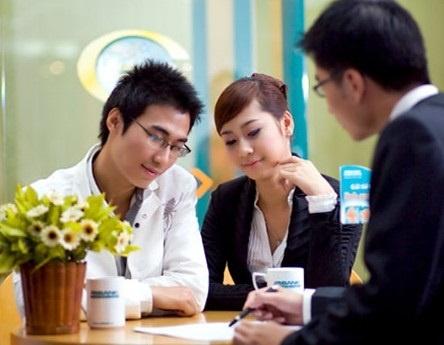 ABBank phat hanh the danh rieng cho cap doi hinh anh