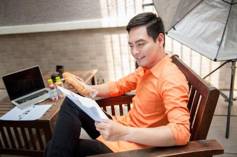 Phan Anh: 'Thanh cong se den voi nhung ai ben bi ren noi luc' hinh anh