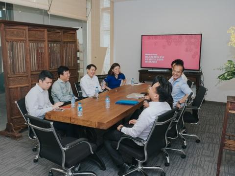 Tap doan BDS Singapore dau tu vao van phong lam viec cho start-up Viet hinh anh