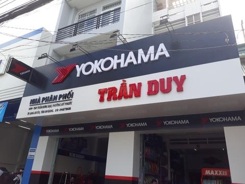 Khai truong cua hang kieu mau Yokohama tai Long Xuyen hinh anh