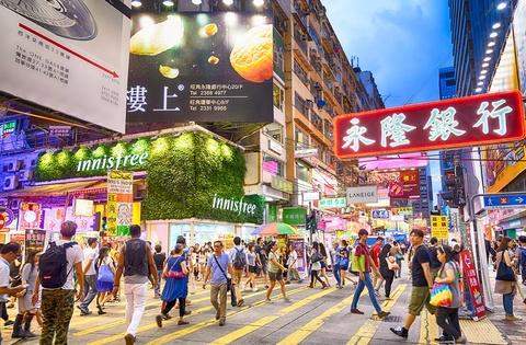 VNA, Jetstar Pacific dong loat giam gia ve den Hong Kong hinh anh