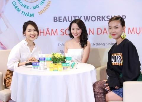 Bi quyet tri tan goc seo, vet them sau mun cua beauty blogger Viet hinh anh