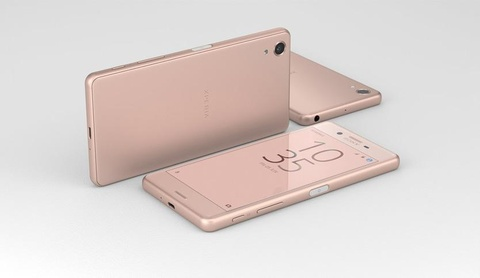 giao dien xperia hinh anh
