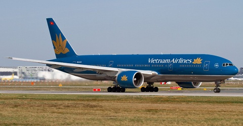 ve gia re vietnam airlines hinh anh