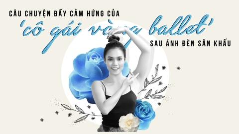 Cau chuyen day cam hung cua 'co gai vang ballet' sau anh den san khau hinh anh 1
