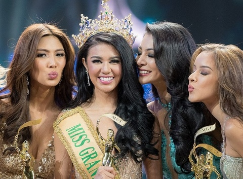 Ly do Miss Grand International lot top 5 cuoc thi sac dep lon nhat hinh anh