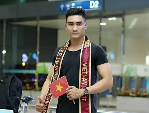 Sieu mau Luong Gia Huy len duong du thi 'Nam vuong Dai su Hoan vu' hinh anh