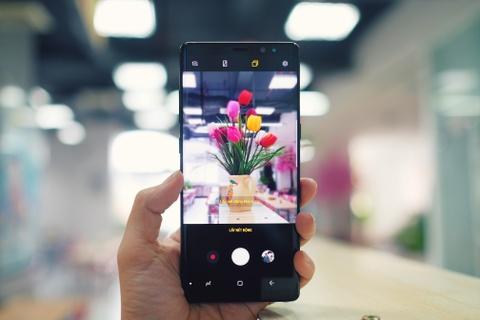 Galaxy Note 8: Su tro lai cua nha vua hinh anh 13