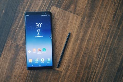 Galaxy Note 8: Su tro lai cua nha vua hinh anh 3