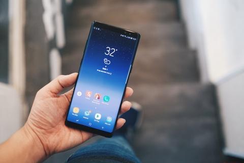 Galaxy Note 8: Su tro lai cua nha vua hinh anh 8