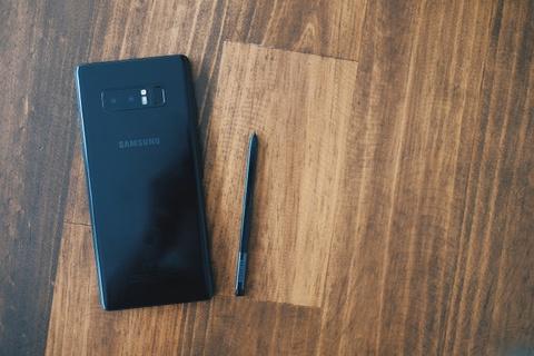 Galaxy Note 8: Su tro lai cua nha vua hinh anh 4