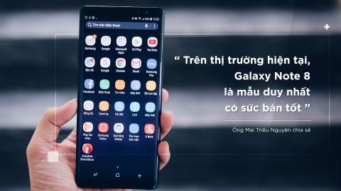 Galaxy Note 8 lam thay doi thi truong di dong cao cap ra sao? hinh anh 3