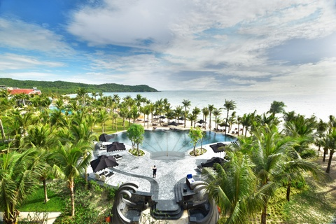 JW Marriott Phu Quoc dang cai World Travel Awards va World Spa Awards hinh anh