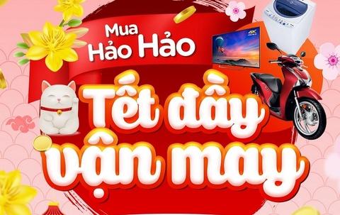 Tet day van may cung Hao Hao hinh anh