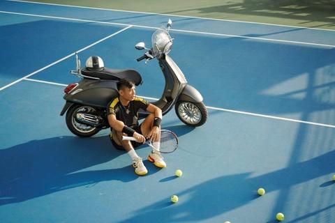 Ly Hoang Nam: Tu cau be danh tennis luc ngu mo den tay vot so 1 DNA hinh anh 5