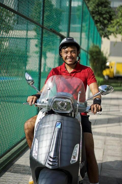 Ly Hoang Nam: Tu cau be danh tennis luc ngu mo den tay vot so 1 DNA hinh anh 4