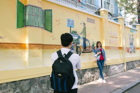 Ha Noi va Sai Gon khac la trong du an 'Viet Nam sau tay lai' hinh anh 16