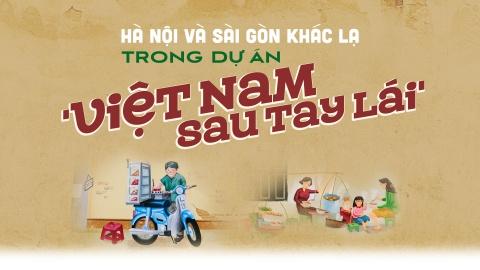 Ha Noi va Sai Gon khac la trong du an 'Viet Nam sau tay lai' hinh anh 2
