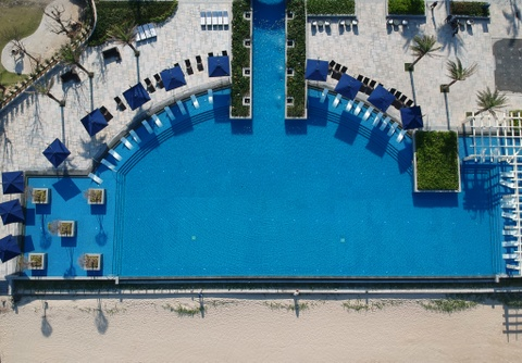 Marriott ra mat khu nghi duong Sheraton Grand dau tien tai Dong Nam A hinh anh 4