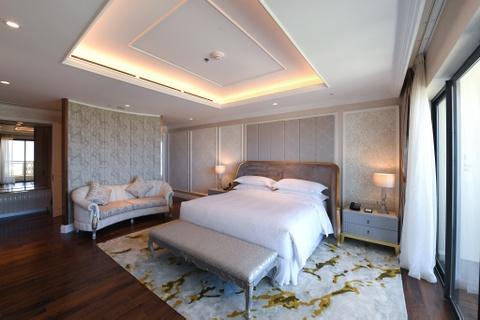 Marriott ra mat khu nghi duong Sheraton Grand dau tien tai Dong Nam A hinh anh 5