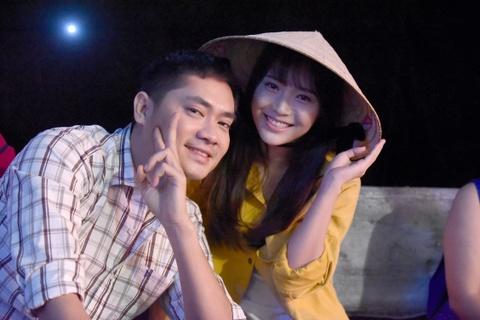 Nghe si Phi Phung hoa ba me kho tinh cua Jang Mi tai 'Cap doi vang' hinh anh