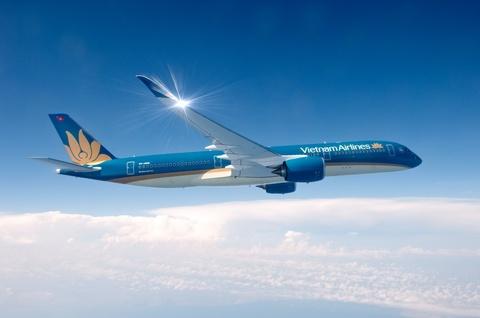 Vietnam Airlines vao top 5 hang hang khong duoc yeu thich nhat chau A hinh anh