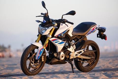 2 mau moto phan khoi lon cua BMW Motorrad trinh lang tai Viet Nam hinh anh