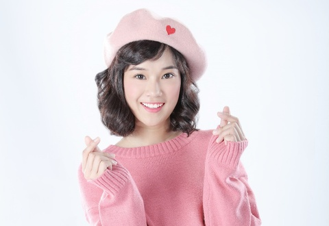 Hoang Yen Chibi: 'Toi giong Hieu Phuong den 70%' hinh anh