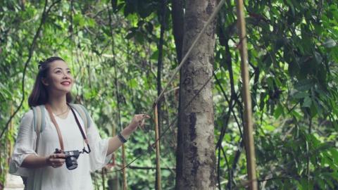 Trai nghiem du lich nui rung o Madagui, Lam Dong hinh anh 2