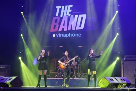 3 nhan to mien Trung tranh giai quan quan 'The Band by VinaPhone' hinh anh 1
