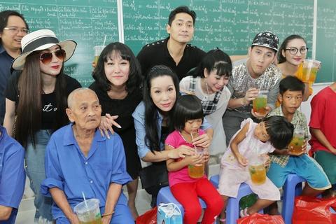 Minh Luan, Hong Tuoi chung tay lam su kien tai My Tho hinh anh