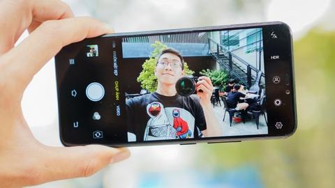 Vivo Y85: Smartphone duoi 6 trieu co camera kep, man hinh tran vien hinh anh 3