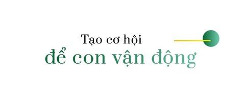 Dien vien Hong Dang: 'Toi khuyen khich con van dong tu nho' hinh anh 6