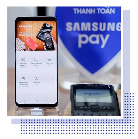 Samsung Pay va nuoc co tien phong thanh toan di dong 'khong tien mat' hinh anh 9