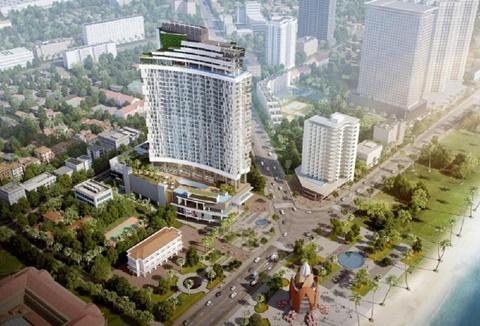 A&B Central Square - du an trong diem cua A&B Group tai Nha Trang hinh anh