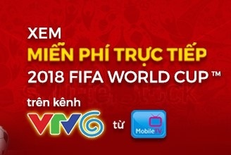 VinaPhone mien cuoc data xem World Cup tren Mobile TV hinh anh