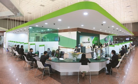 Vietcombank nhan giai san pham mobile banking hieu qua nhat 2018 hinh anh