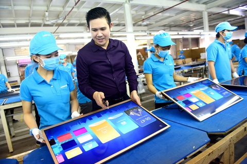 CEO Pham Van Tam: 'Chung toi IPO de xuat khau sang chau A' hinh anh