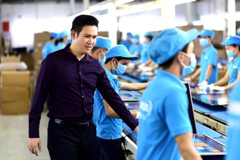 CEO Pham Van Tam: 'Chung toi IPO de xuat khau sang chau A' hinh anh 4