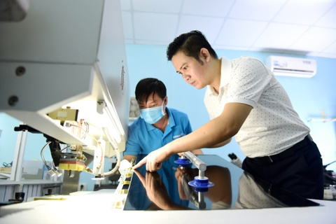 CEO Pham Van Tam: 'Chung toi IPO de xuat khau sang chau A' hinh anh 2