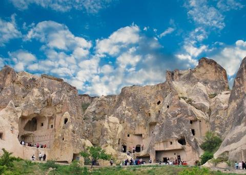Den Cappadocia ngam khi cau khong lo tren bau troi cao nguyen hinh anh 9