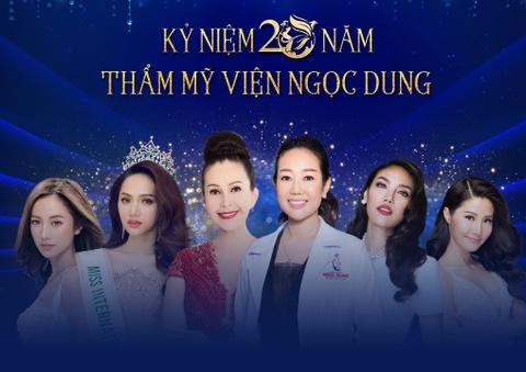 Diem My hoi ngo dan sao nu tai le ky niem 20 nam TMV Ngoc Dung hinh anh