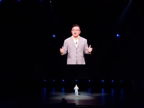 Video truc tiep su kien Samsung Unpacked 2018 hinh anh