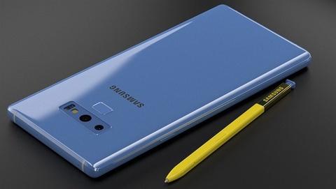 Tong hop cac tin don ve Galaxy Note9 sap ra mat hinh anh
