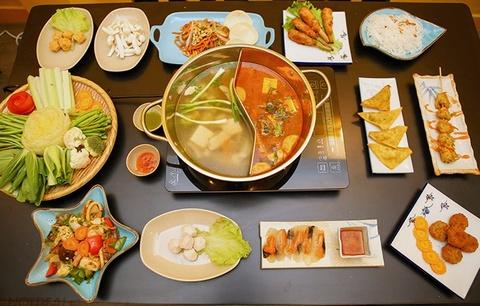 K Vegeterian Cafe & Restaurant - quan an chay cho gia dinh dip Vu Lan hinh anh