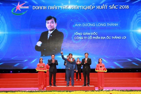 CEO Thang Loi Group vao top 10 doanh nhan tre khoi nghiep xuat sac hinh anh